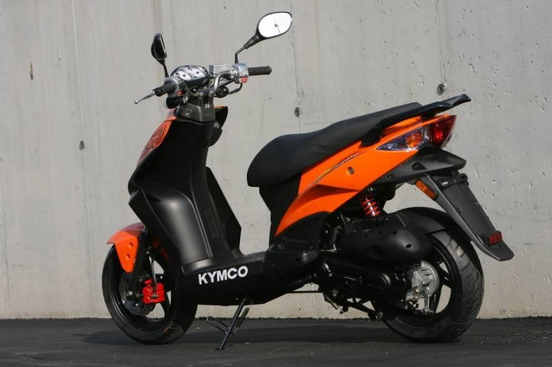 Kymco Agility RS 50 Naked